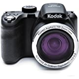 "Kodak PIXPRO Astro Zoom AZ421 16 MP Digital Camera with 42X Optical Zoom and 3"" LCD Screen (Black)"