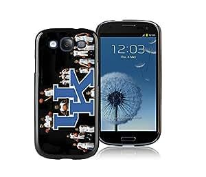 Kentucky Wildcats Black Hard Plastic Samsung Galaxy S3 I9300 Phone Cover Case