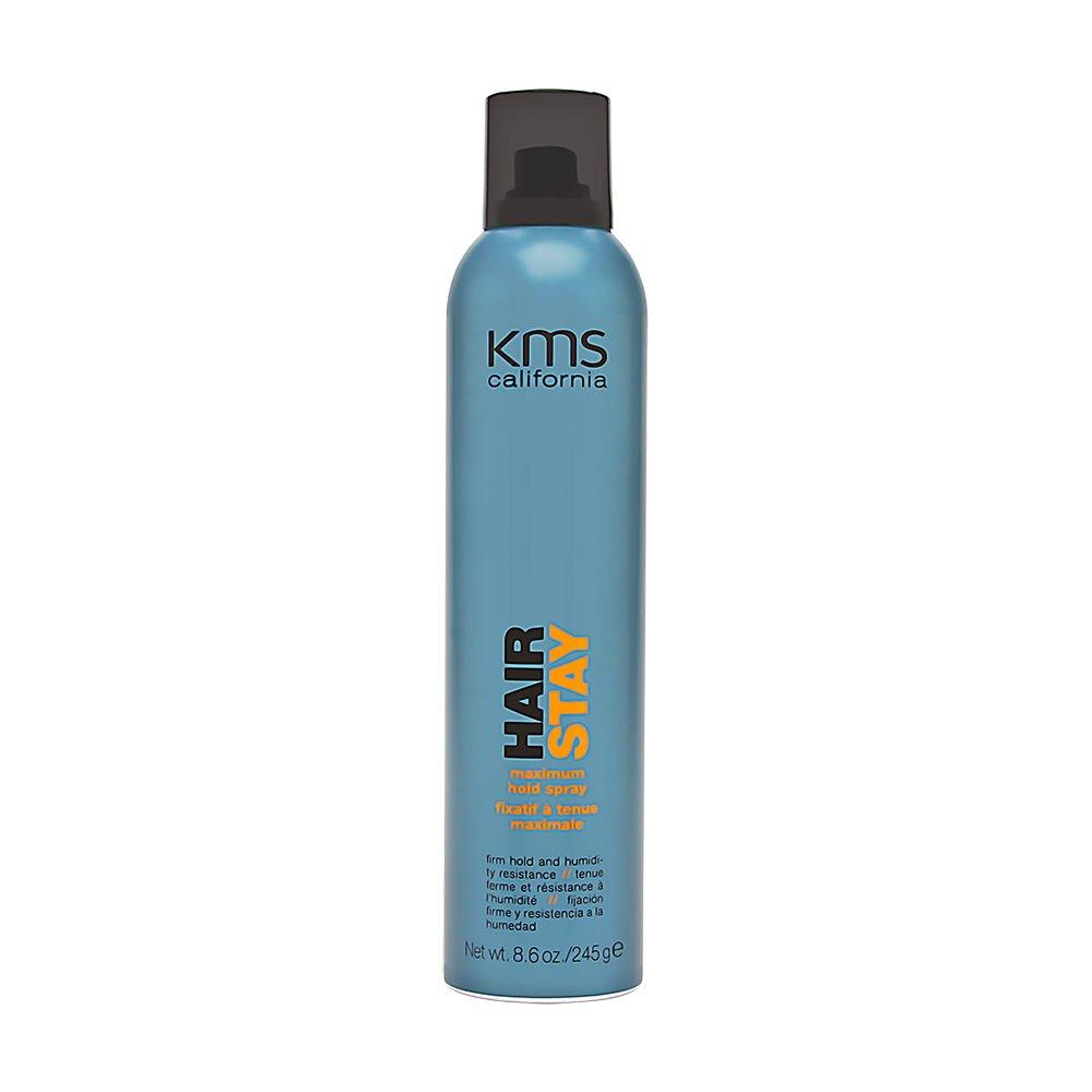 KMS California Hair Stay Maximum Hold Spray, 8.6 Ounce