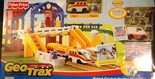 Fisher Price Geotrax Grand - 5