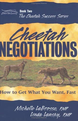 Cheetah Negotiations Book Cover