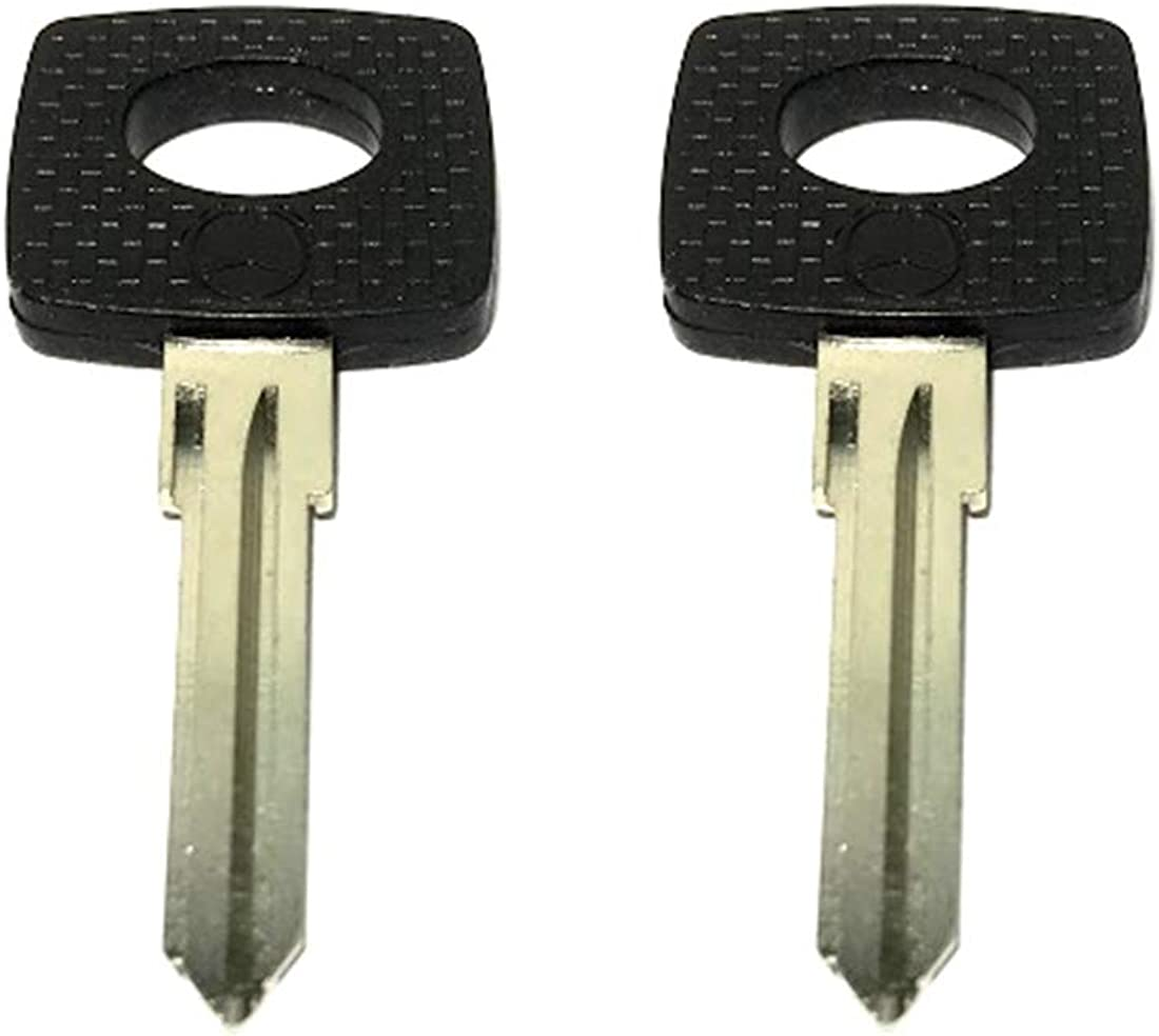 ihave Replacement For Key Blank Uncut Spare Mercedes Benz Some 1968 To 1980 Pair