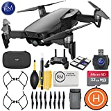 DJI Mavic Air (Onyx Black) + 32GB Memory + K&M Starter Bundle