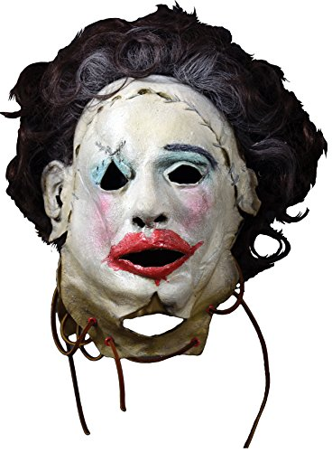 Horror Or Halloween (Trick Or Treat Studios - The Texas Chainsaw Massacre Adult Leatherface Pretty Woman Mask -)