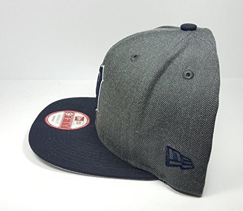 Amazon.com   New Era Detroit Tigers 9Fifty Heather Graphite Field  Adjustable Snapback Hat MLB   Sports   Outdoors 9387d45f2359