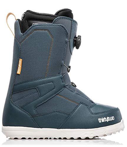 thirtytwo Shifty Boa '18 Snowboard Boots, Slate, 12