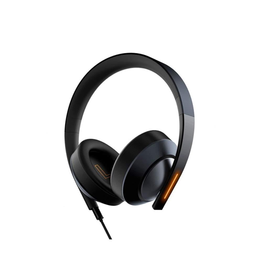ゲーミングヘッドフォン7.1バーチャルサラウンドステレオwithバックライト付きアンチノイズヘッドセットステレオヘビーベース用PCラップトップフォン   B07QYMD63S