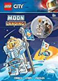 LEGO City Moon Landing