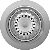 LaToscana 50CR120 (Basket Strainer) Plados Sink, Chrome