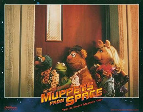 Muppets From Space POSTER Movie (1999) Style G 11 x 14 Inches - 28cm x 36cm (Jeffrey Tambor)(F. Murray Abraham)(David Arquette)(Ray Liotta)(Andie MacDowell)(Rob Schneider)(Josh Charles)