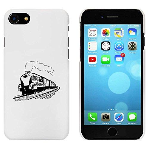 Blanc 'Train' étui / housse pour iPhone 7 (MC00066172)