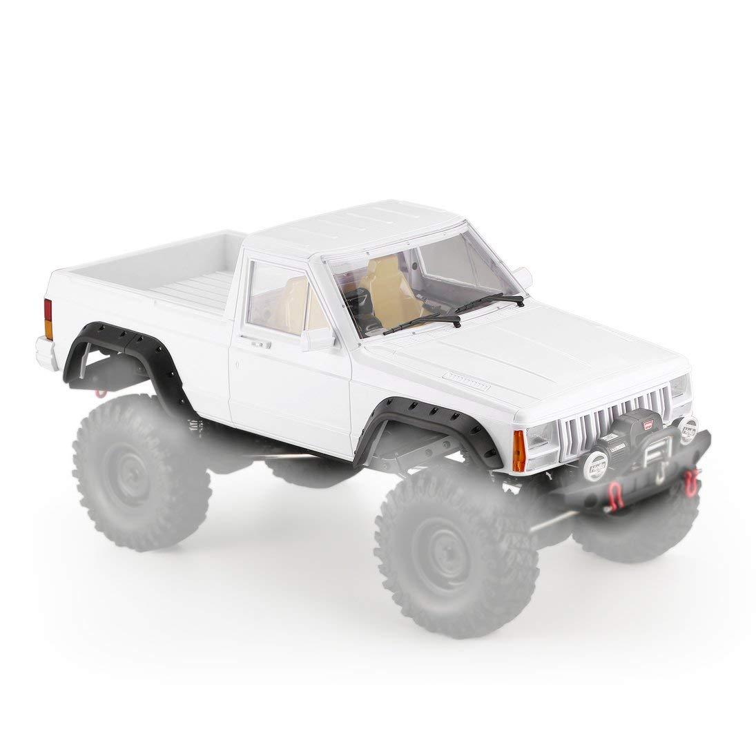 AX-313B Pickup per carrozzeria da 313mm Kit Fai da Te per Axial SCX10 RC4WD RC Crawler ToGames-IT