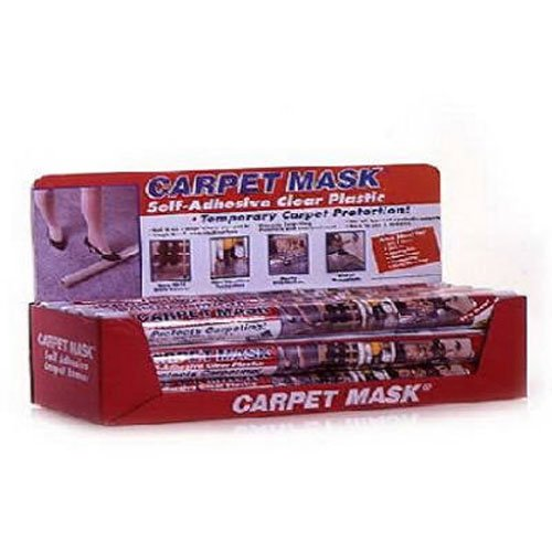 POLY-TAK PROTECTION SYSTEMS CM335 24'' x 200' Contr Carp Mask