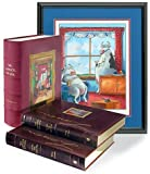 The Complete Far Side Leather-Bound Set [Signed Limited Edition]