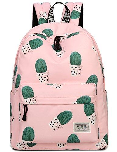 Cute Girl Book Bag - 2