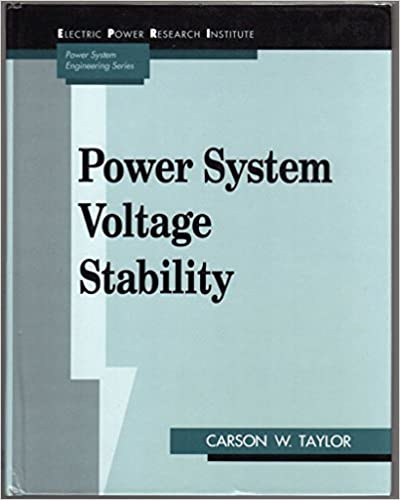 Power system voltage stability electric power research institute power system voltage stability electric power research institute power system engineering carson w taylor 9780070631847 amazon books fandeluxe Images