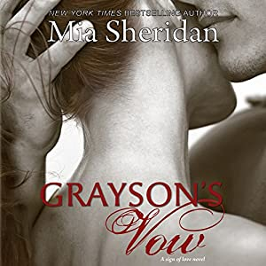 Grayson's Vow Audiobook