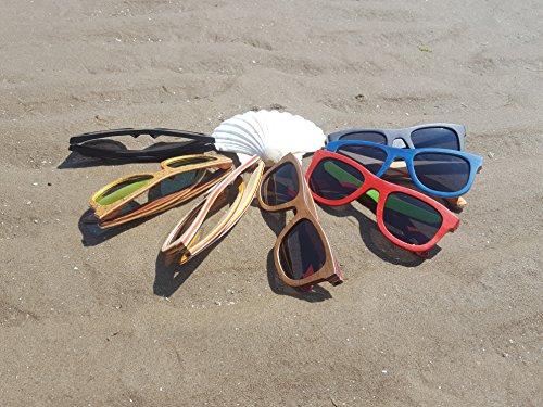 Le' Gafas sol Marrón Brox para hombre de UqrUWg