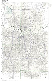 Amazon.com: Kansas City, MO ZIP Code Map Laminated: Home & Kitchen on kansas city zip codes list, kansas city downtown map, kansas city mo map, kansas city map printable, kansas city chart, state of west virginia counties map, kansas city metro map, kansas city zip code lookup, kansas city race map, kansas state physical map, kansas city counties map, weather overland park map, kansas city postal code, kansas city area map, kansas city metro zip codes, zip codes by city map, leawood city park map, kansas cities on map, alma kansas on a map, missouri county map,