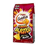 Pepperidge Farm Goldfish Flavour Blasted Kick It Up Nacho Crackers, 180g
