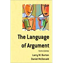 The Language of Argument (10th Edition)