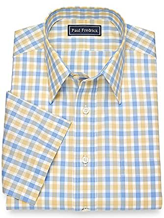 Buy Paul Fredrick Men's Cotton Gingham Dress Shirt and other Dress Shirts at likefastdownload39.ga Our wide selection is elegible for free shipping and free returns.