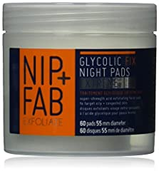 A more potent version of our bestselling glycolic fix pads, these extreme night pads contain a 5% glycolic acid solution and have been further enhanced with the addition of salicylic acid, making these your ultimate night treatment to refine pores, b...