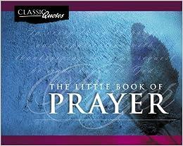 Book The Little Book of Prayer