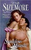 Scandalous Miranda, Susan Sizemore, 0060082909