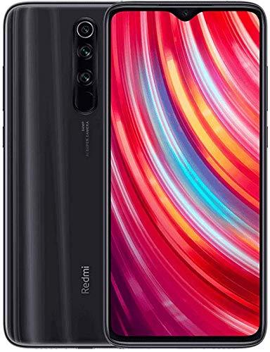 "Xiaomi Redmi Note 8 Pro 64GB, 6GB RAM 6.53"" LTE GSM 64MP Factory Unlocked Smartphone - Global Model (Mineral Grey)"
