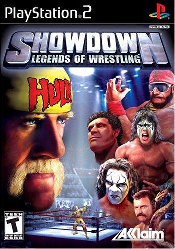 Free Showdown: Legends Of Wrestling