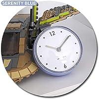 YOUNICER Baño Impermeable Cocina Reloj Ventosa Reloj