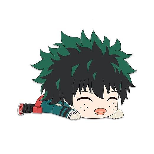 Mikucos Boku No My Hero Academia Toy Stuffed Animal Midoriya Izuku Plush  Papa Doll