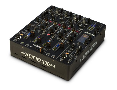 Allen And Heath XONE DB4 DJ Mixer with Effects 12 inch DJ Mixer