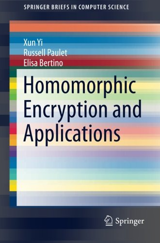 Homomorphic Encryption and Applications (SpringerBriefs in Computer Science)