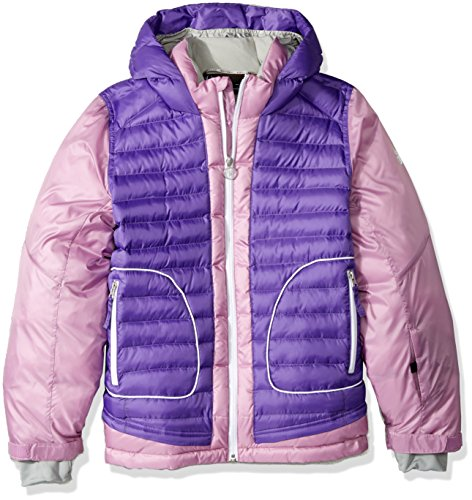 Spyder Jacket Iris Girl's Nora Grape PPpTaxq