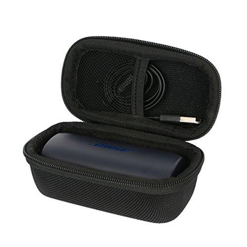 Khanka Hard Travel Case Replacement for Bose SoundSport Free Truly Wireless Sport Headphones