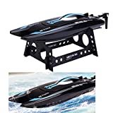 Racing Boat,Elevin(TM)High Speed RC 2.4G 3CH RTF Water Pools Lakes Outdoor Cooling RC Simulation Electric Racing Boat