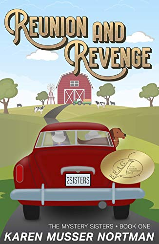 Reunion and Revenge (The Mystery Sisters Book