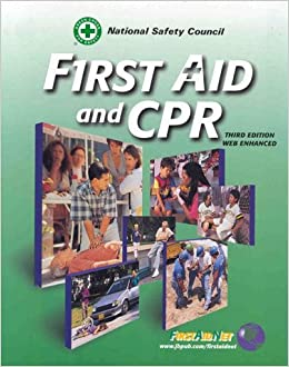 Book First Aid and CPR (Web Enhanced)