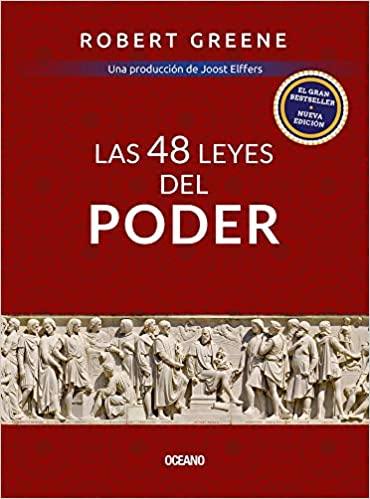 Las 48 Leyes Del Poder Spanish Edition Greene Robert 9786075276915 Books