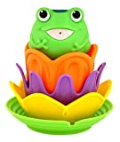 Munchkin Magic Color Lily Pad Stacker, Baby & Kids Zone