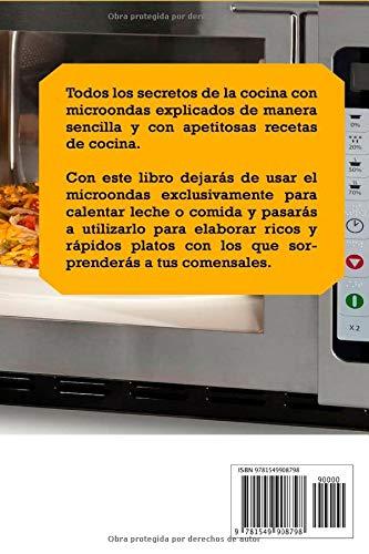 Los secretos de la cocina con microondas: Recetas de cocina ...