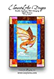 quilt freezer paper - Quilt Pattern Elemental Air Dragon 27