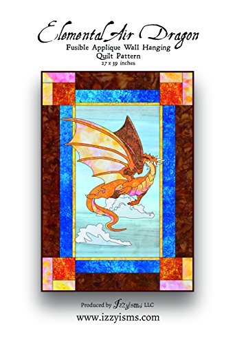 Quilt Pattern Elemental Air Dragon 27
