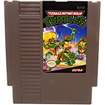 NES Teenage Mutant Ninja Turtles Video Game - USED