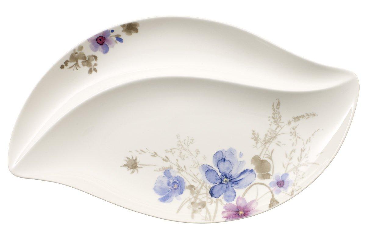 Villeroy & Boch MariefleurGris Piatto a Servire, Premium Porcellana,, 50x30x5.807 cm 1041052580