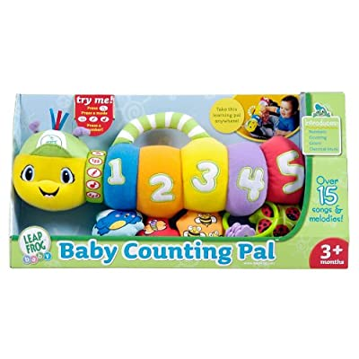 LeapFrog Baby Counting Pal8482; Plush: Toys & Games