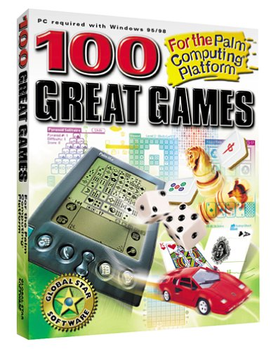 Price comparison product image 100 Great Games for the Palm Computing Platform