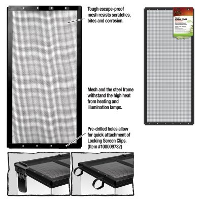 Metal Screen Cover Zilla EN67017
